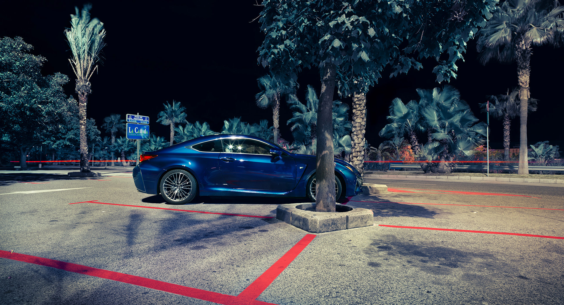 Transportation, Spain, Lexus, GQ, anke luckmann, kai tietz, www.ankeluckmann.com, michael hanisch, editorial, lexus rc f, roya norouzi, conde nast verlag
