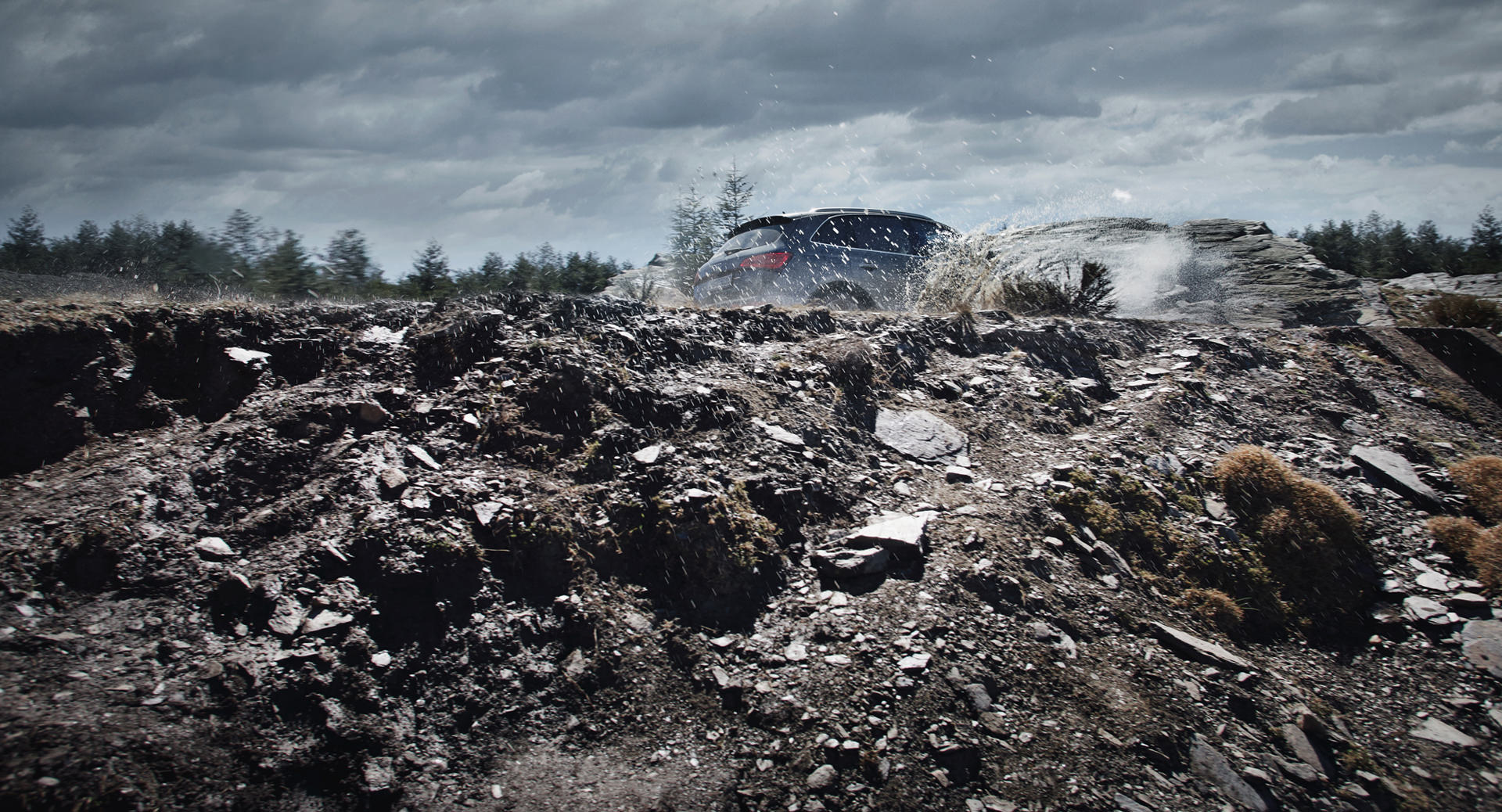 offroad, rocks, mud, Audi Rainmaker, Audi Magazin, Loved, Anke Luckmann, www.ankeluckmann.com, kai tietz,