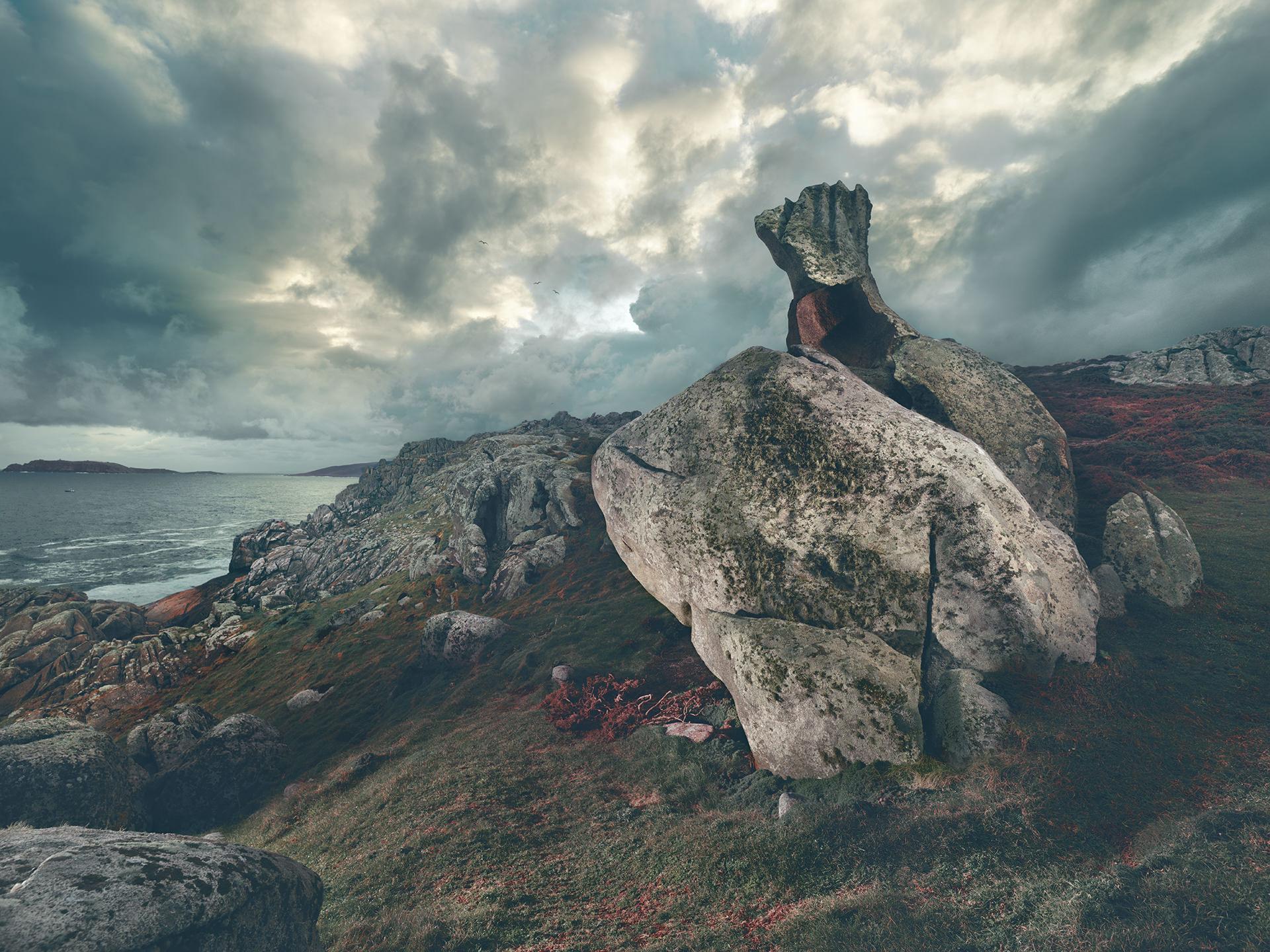 ©ankeluckmann1723, coast, galicia, green, landscape, rocks, spain, anke luckmann, www.ankeluckmann.com