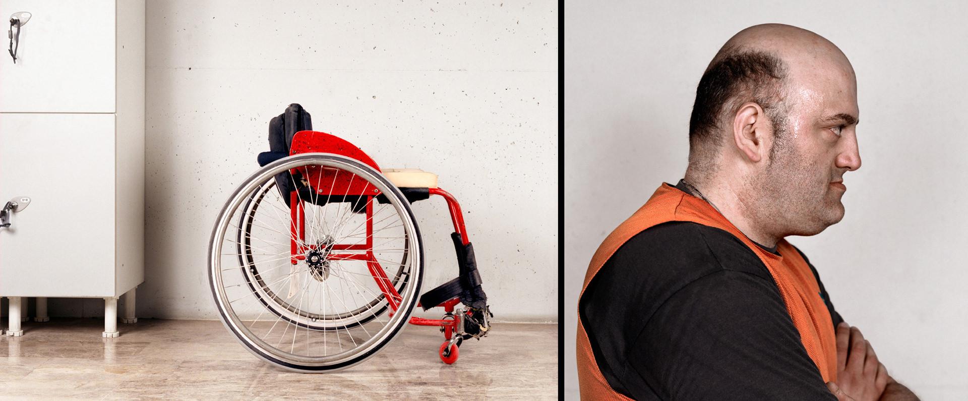©ankeluckmann240, wheelchair, rolli, portrait, basketball, chair, www.ankeluckmann.com, anke luckmann, personal work, sport