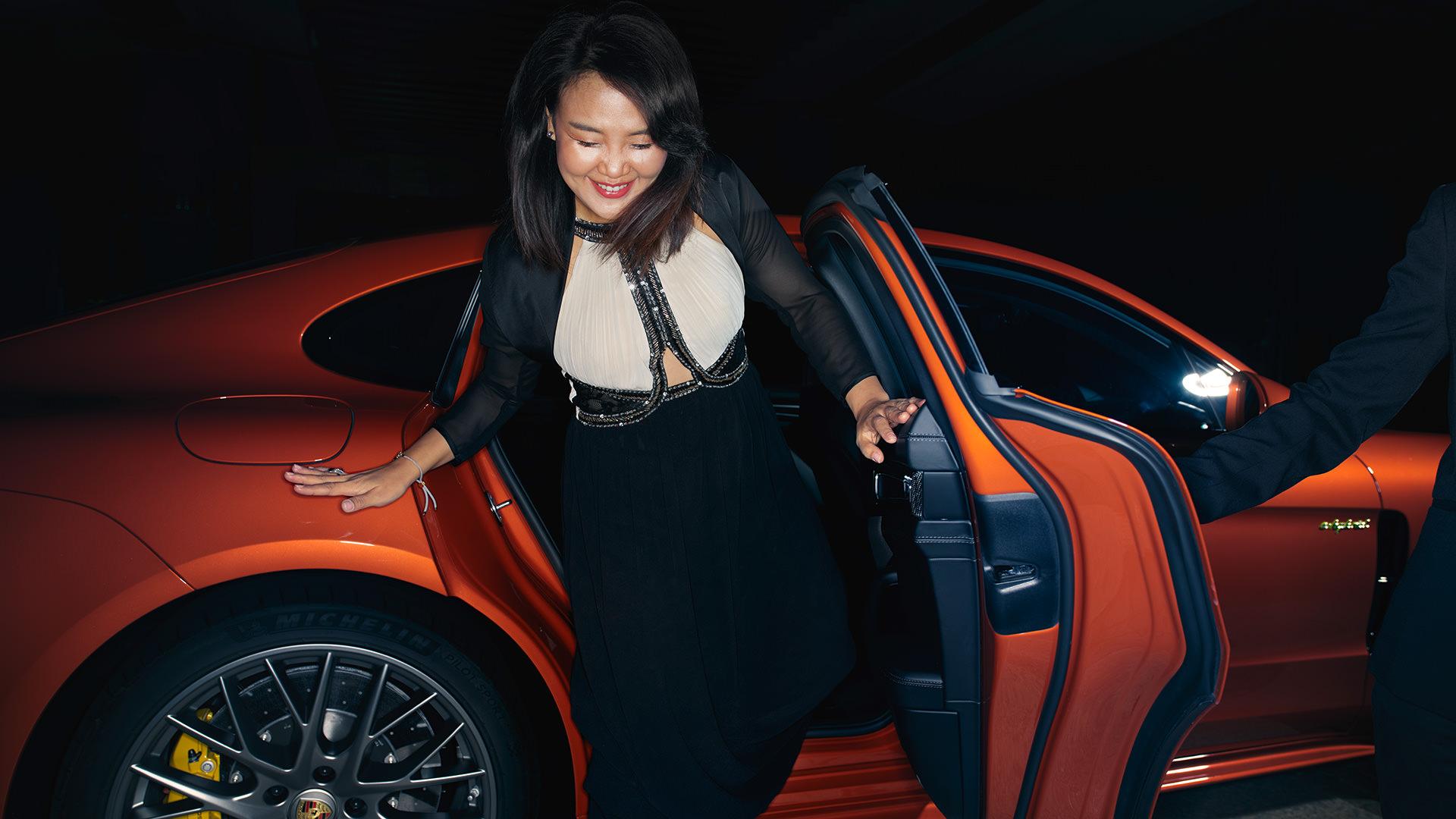 Porsche Panamera meets Yun Li Cho