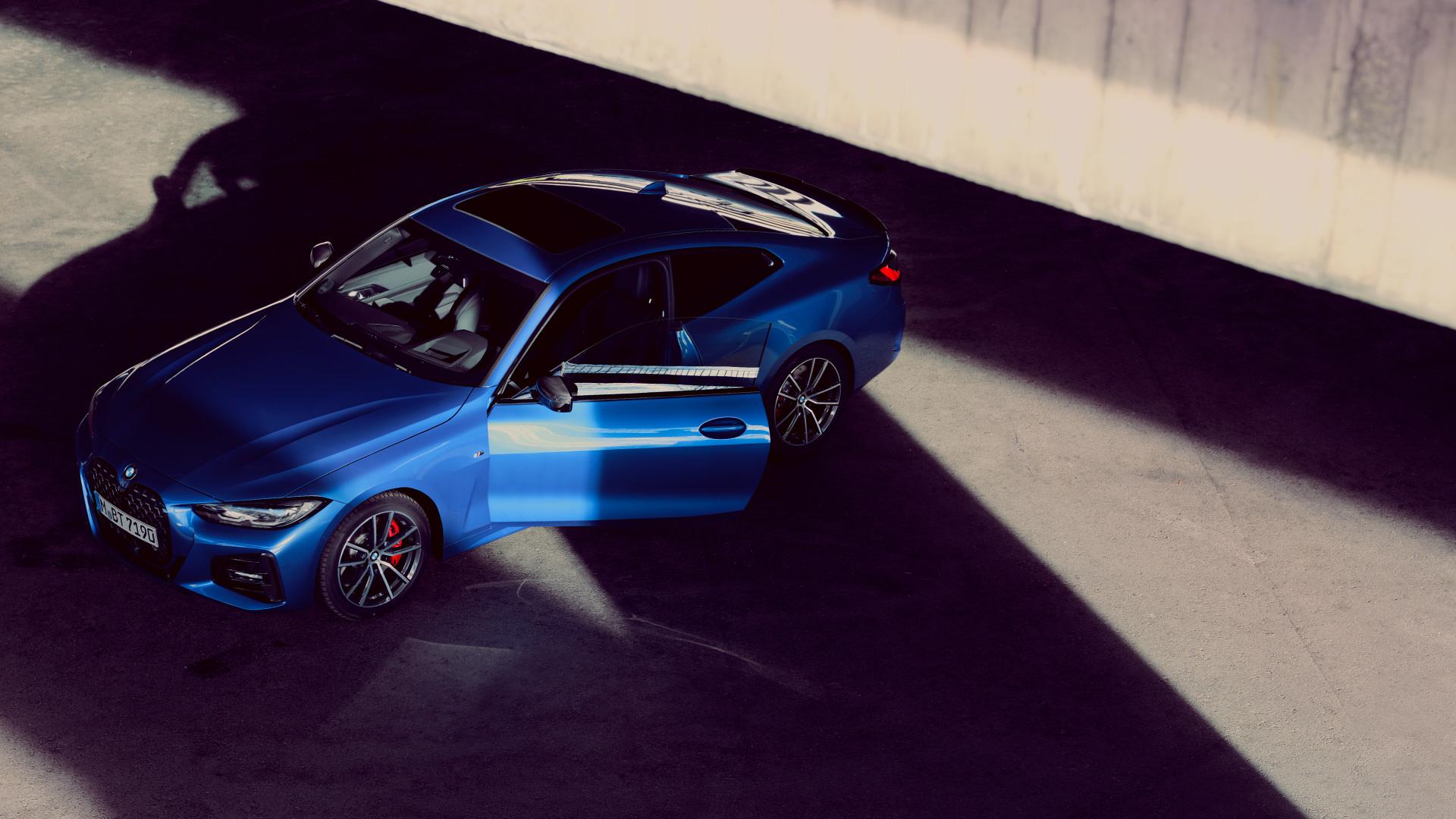 BMW The 4 coupé