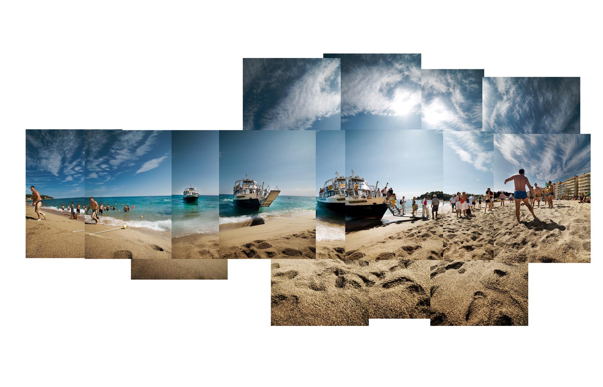 ©ankeluckmann641, ADAC, Reisemagazin, beach, spain, costa brava, people, landscape
