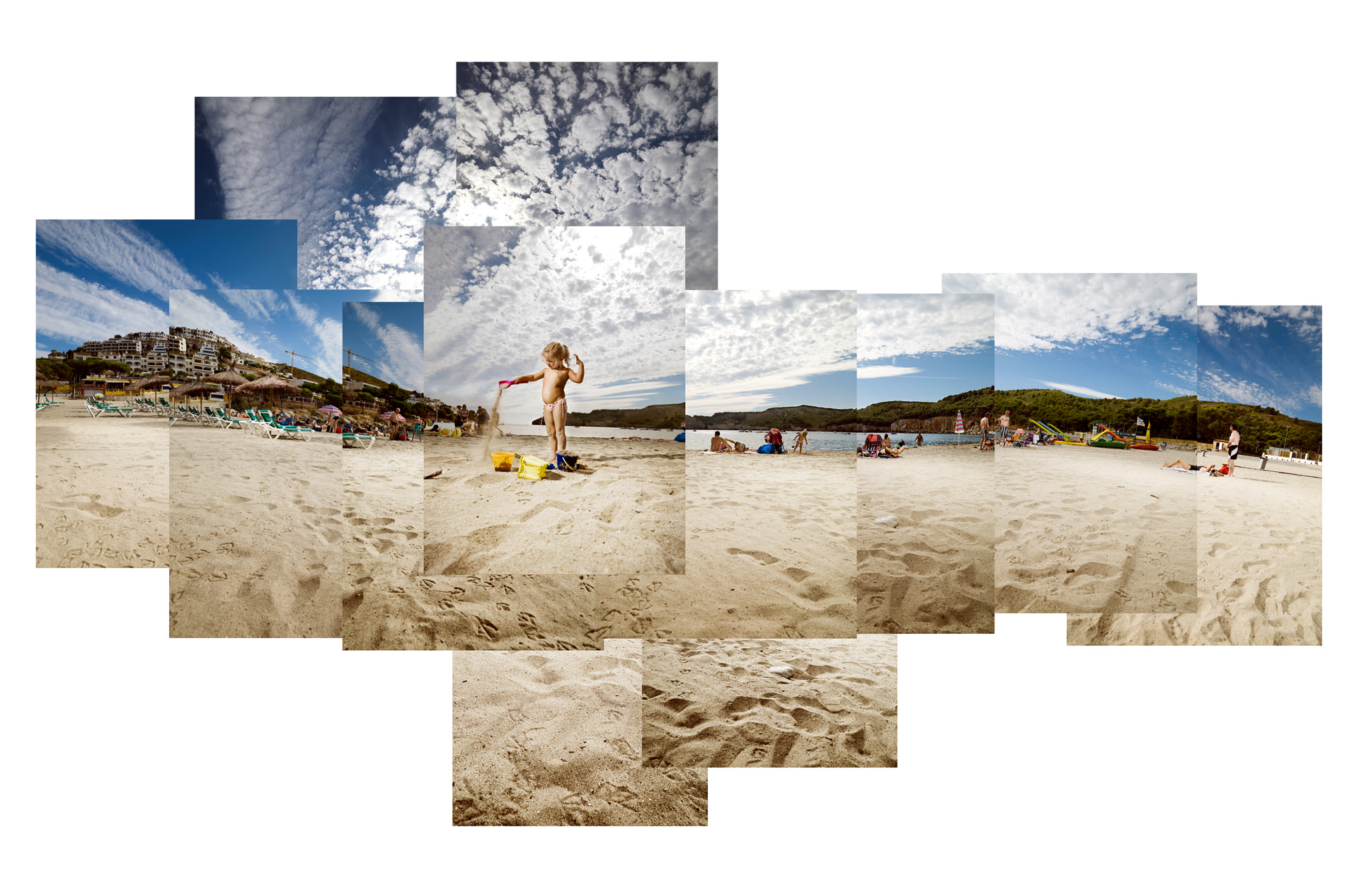 ©ankeluckmann642, ADAC, Reisemagazin, beach, spain, costa brava, people, landscape