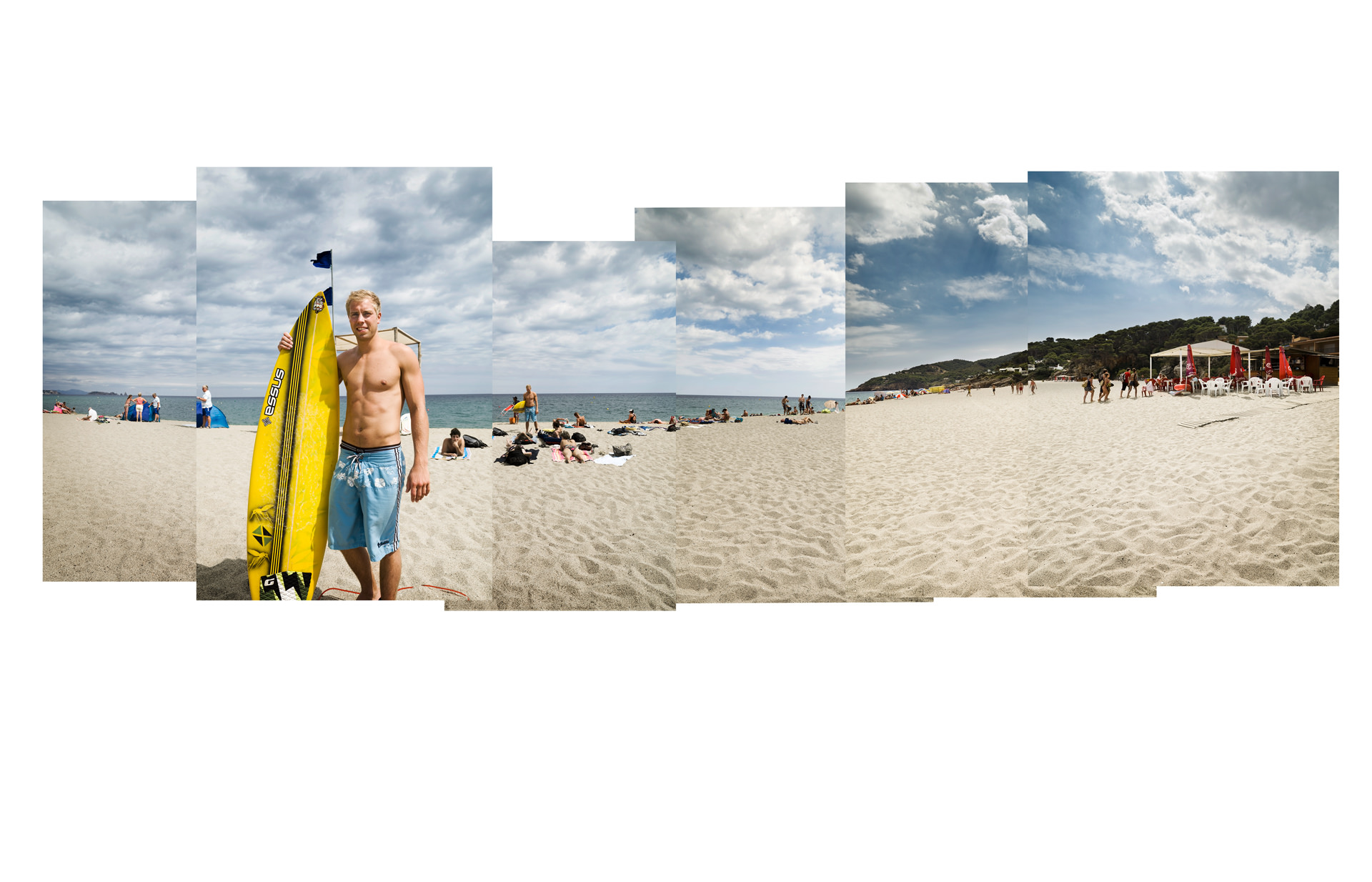 ©ankeluckmann643, ADAC, Reisemagazin, beach, spain, costa brava, people, landscape