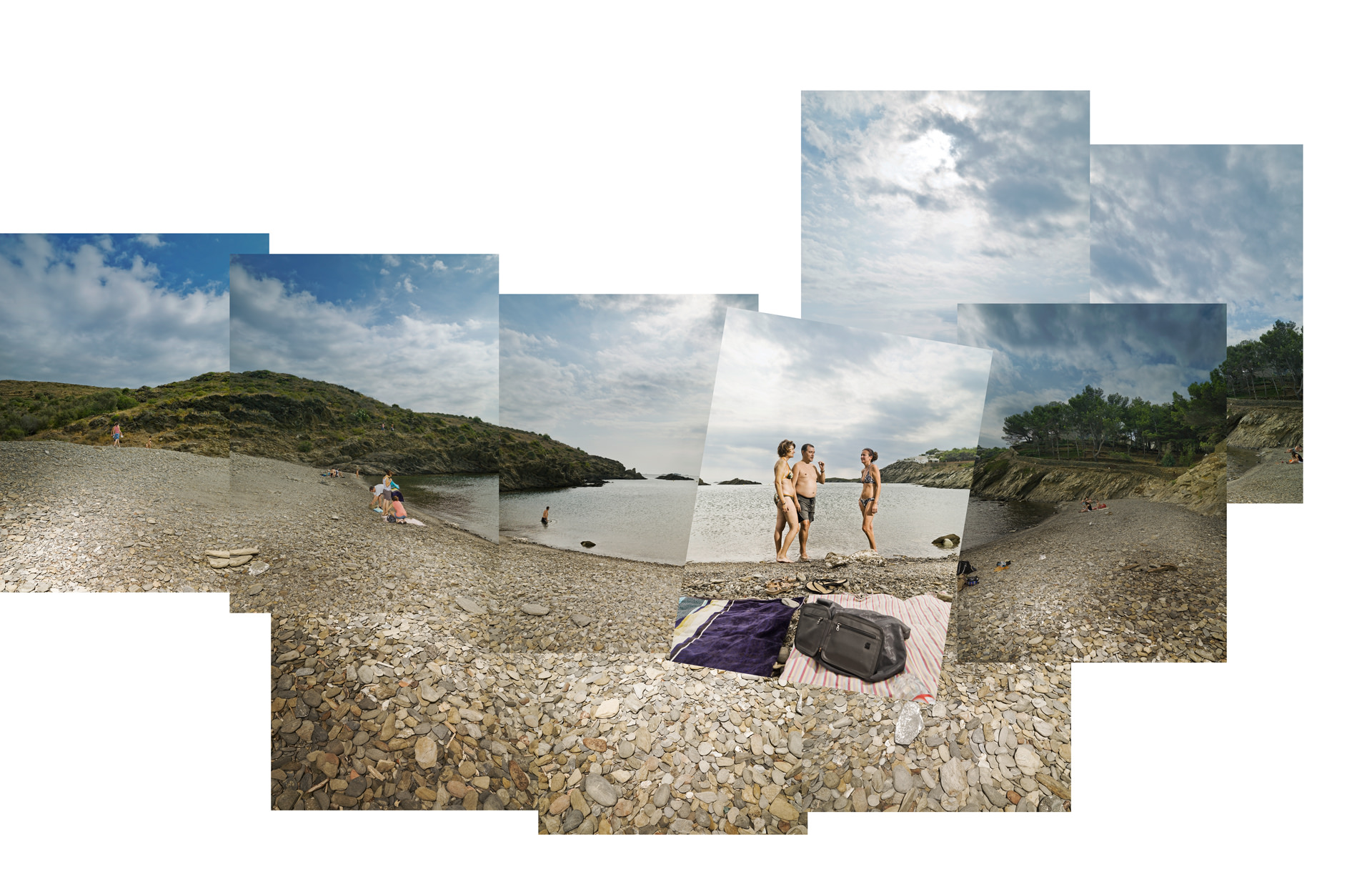 ©ankeluckmann644, ADAC, Reisemagazin, beach, spain, costa brava, people, landscape