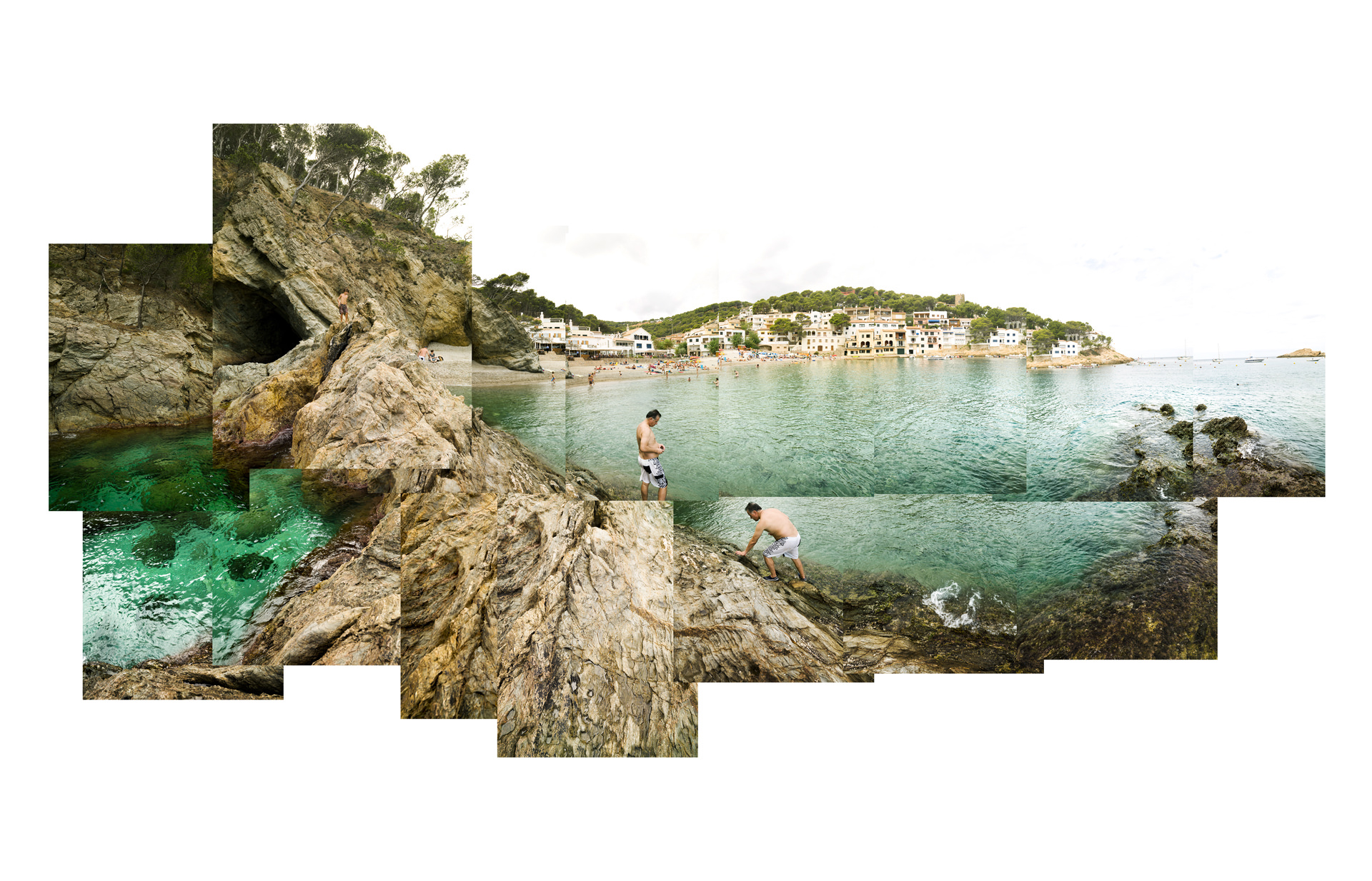 ©ankeluckmann645, ADAC, Reisemagazin, beach, spain, costa brava, people, landscape