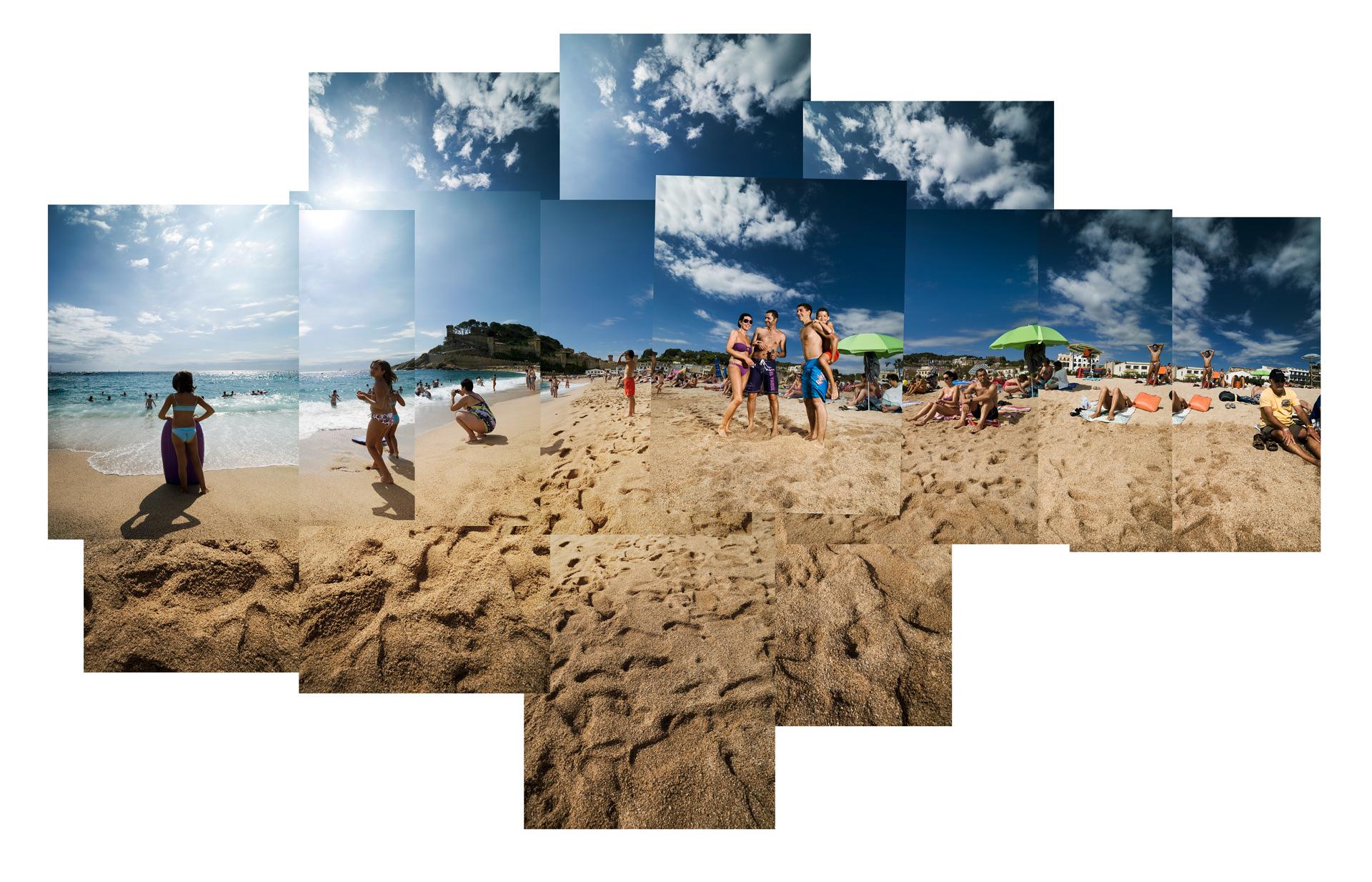 ©ankeluckmann647, ADAC, Reisemagazin, beach, spain, costa brava, people, landscape