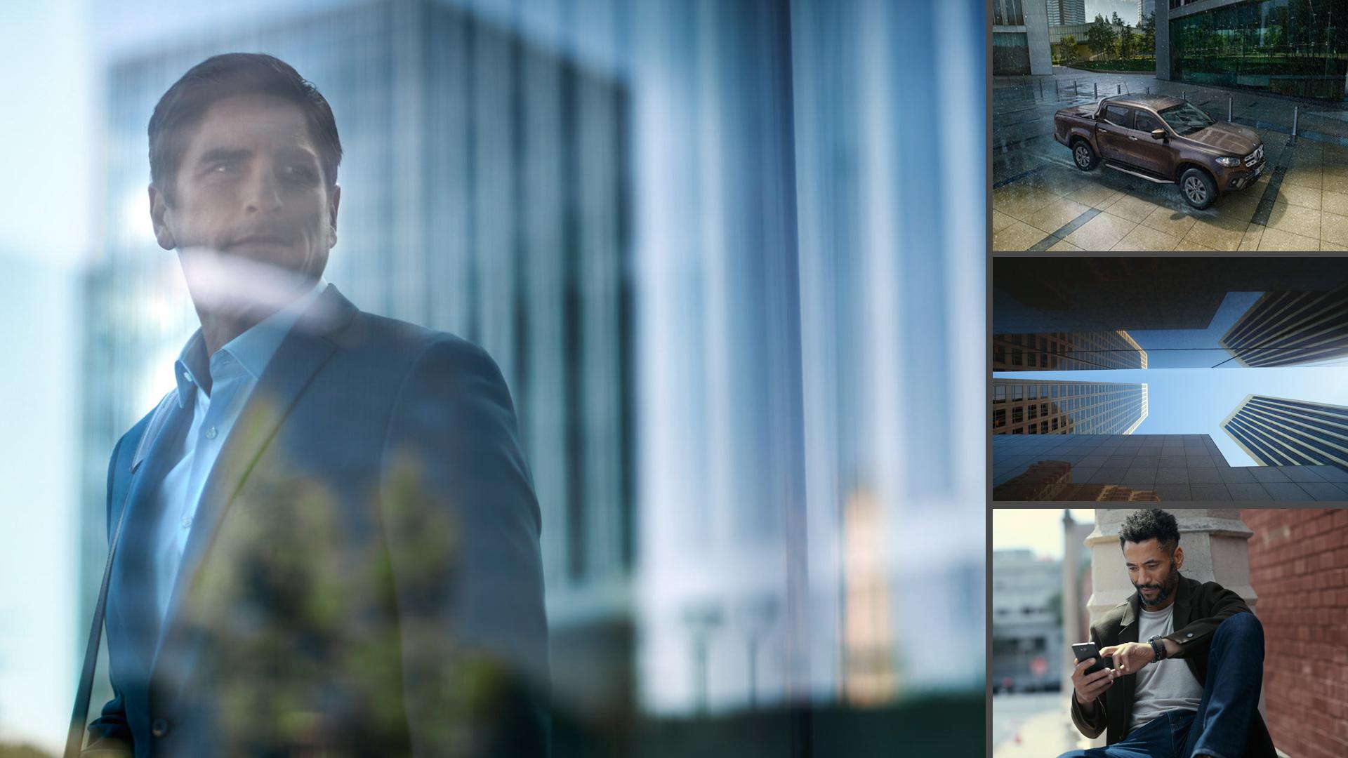 ©ankeluckmann x business, Mercedes Benz X-Klasse, Anke Luckmann, ©ankeluckmann, campaign, LLR, kai tietz, www.ankeluckmann.com, recom